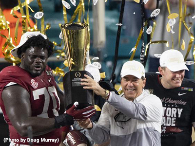 Winning a Losing Game, Part II: Lessons from Nick Saban on Thinking Like a Champion