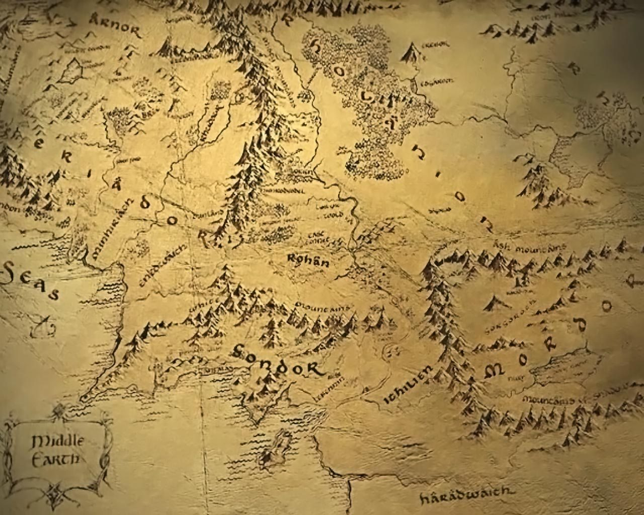 Tolkien and State Data
